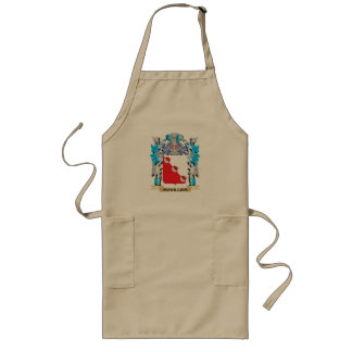 Mcwilliam Coat of Arms - Family Crest Long Apron