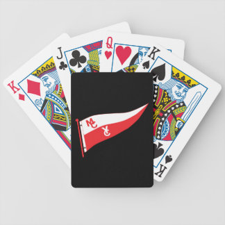 MCYC playing cards
