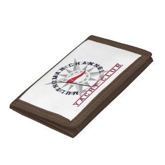 MCYC tri-fold wallet