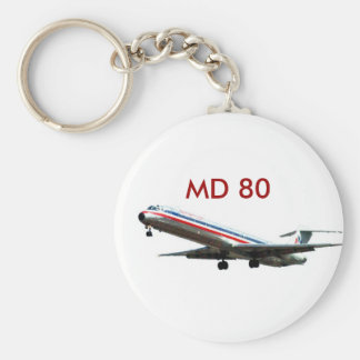 MD80.jpg CLEAN, MD 80 Basic Round Button Key Ring