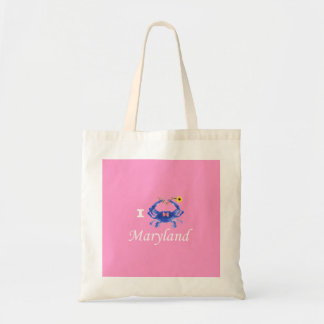 MD Black-Eyed Susan Crab Tote