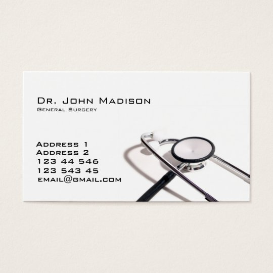 MD BUSINESS / Profile Card
