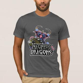 MD Cuddlefish Dragon AA T-Shirt, Asphalt T-Shirt
