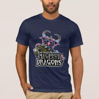 MD Cuddlefish Dragon AA T-Shirt, Navy T-Shirt