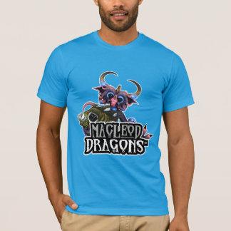 MD Cuddlefish Dragon AA T-Shirt, Teal T-Shirt