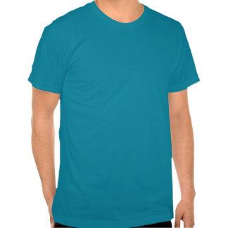 MD Cuddlefish Dragon AA T-Shirt, Teal