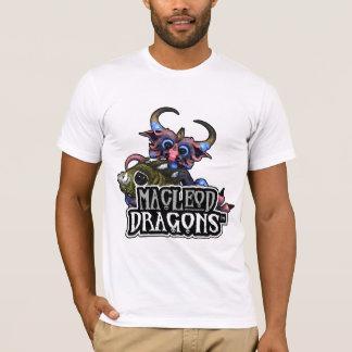 MD Cuddlefish Dragon AA T-Shirt, White T-Shirt
