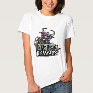 MD Cuddlefish Dragon Basic T T Shirt