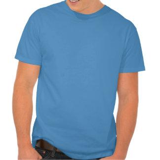 MD Cuddlefish Dragon Hanes Nano T, Denim Blue Tee Shirt