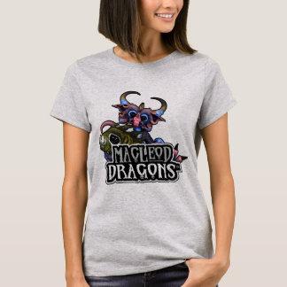MD Cuddlefish Dragon Hanes T, Gray T-Shirt