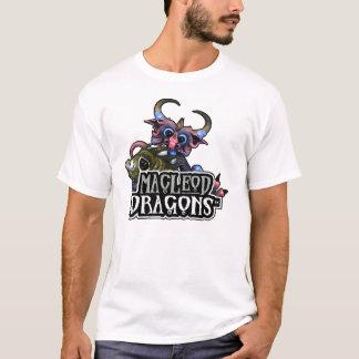 MD Cuddlefish Dragon (WHITE) T-Shirt