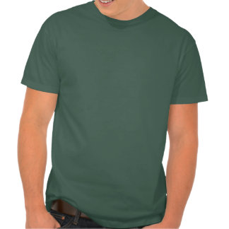 MD Green Dragon Hanes Nano T, Deep Forest T-shirt