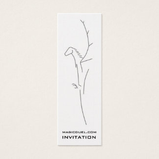 MD Invitation Card