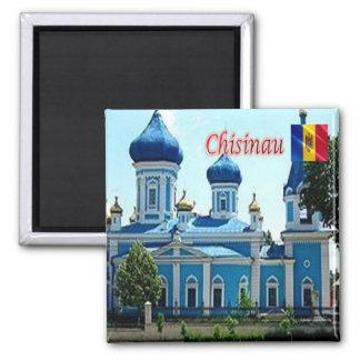 MD - Moldova - Chisinau - Monastery Ciuflea Magnet