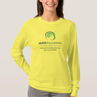 MdDS Awareness Basic Long Sleeve T-Shirt