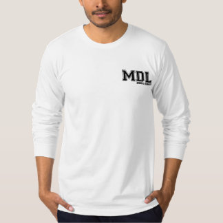 MDLAC - Tee-shirt Univ long sleeves H T Shirt