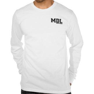 MDLAC - Tee-shirt Univ long sleeves H