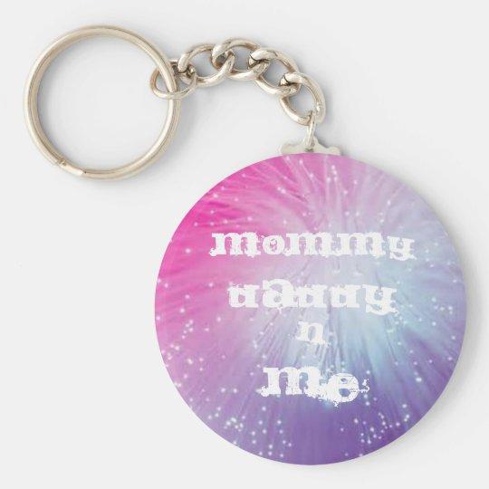 MDNM Ring Basic Round Button Key Ring
