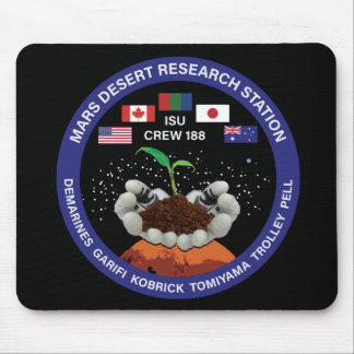 MDRS Crew 188 Mousepad