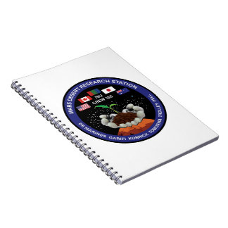 MDRS Crew 188 Notebook