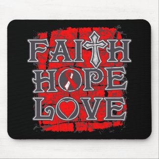 MDS Faith Hope Love Mouse Pads