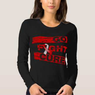 MDS Go Fight Cure T-shirts