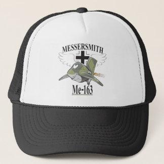 me 163 trucker hat