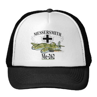 me 262 mesh hats