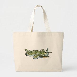 me 262 large tote bag