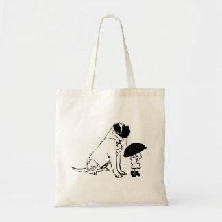 Me and My Mastiff Tote Bag