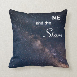 Me and the Stars Cushion