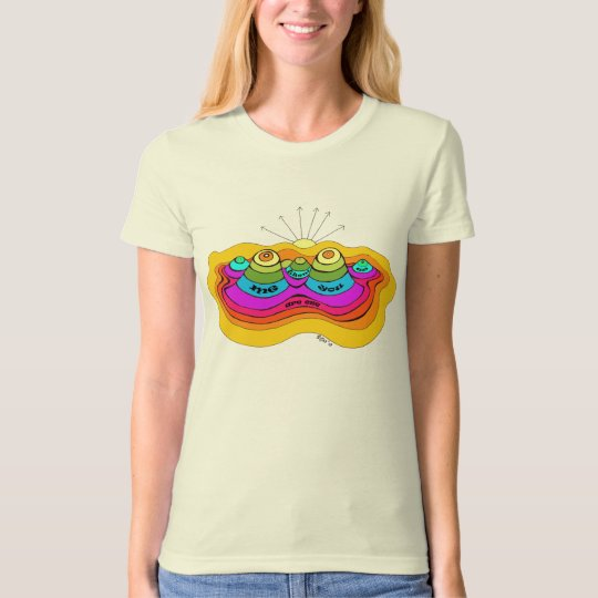 me and you colour T-Shirt