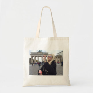 Me at the Brandenburg Gate !!! Tote Bag
