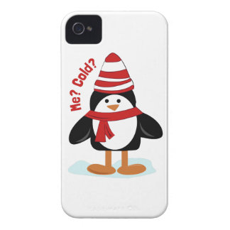 Me? Cold? iPhone 4 Case-Mate Cases
