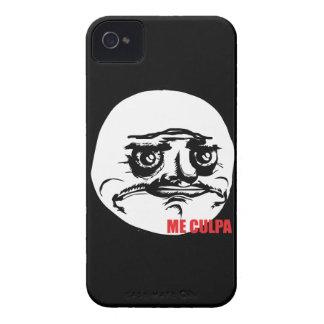 Me Culpa - BlackBerry Bold 9700/9780 Case Case-Mate iPhone 4 Cases