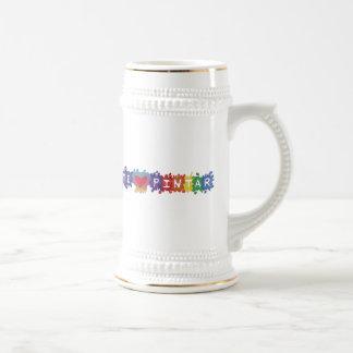 Me Encanta Pintar Mug