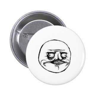 me gusta large pinback buttons