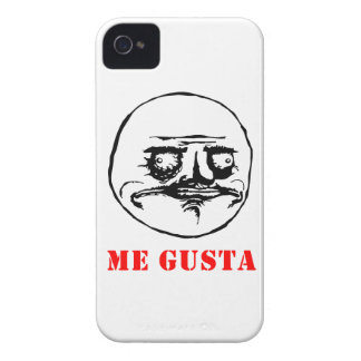 Me Gusta - meme iPhone 4 Cover