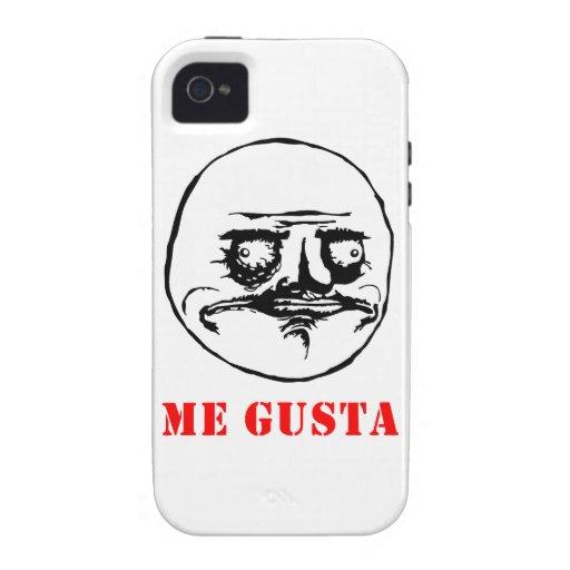 Me Gusta - meme iPhone 4/4S Cases