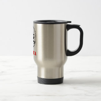 Me Gusta - meme Stainless Steel Travel Mug