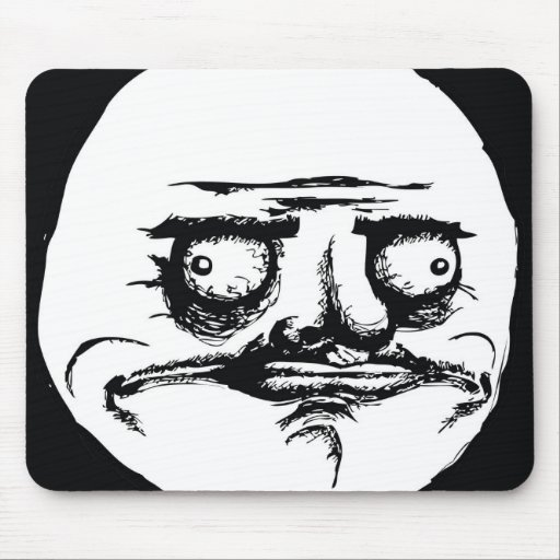 Me Gusta Mouse Pad
