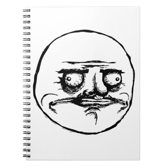'Me Gusta' Notebook