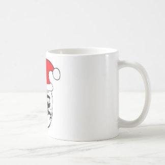 me gusta xmas meme classic white coffee mug