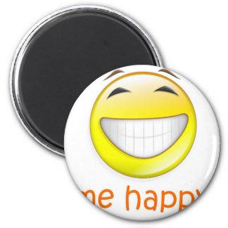 Me Happy Magnet