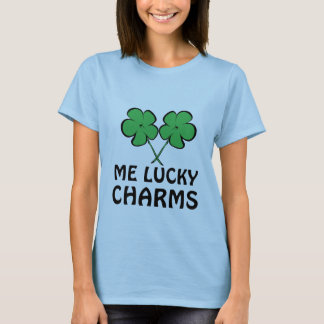 ME LUCKY , CHARMS T-Shirt