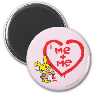Me + Me Magnet