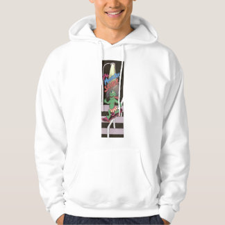 Me Monster Skater Sweatshirts
