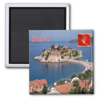 ME - Montenegro - Budva - Sveti Stefan Magnet