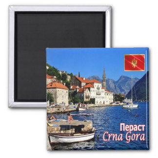 ME - Montenegro - Perast Magnet