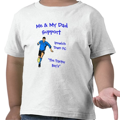 Me & My Dad Support... T-shirt